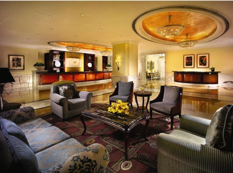 Royal Macau Lounge/Empfang