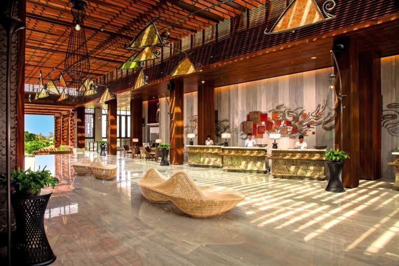 Mövenpick Resort & Spa Lounge/Empfang