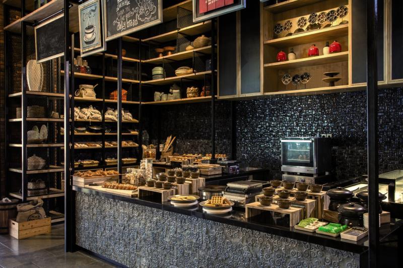 Mövenpick Resort & Spa Frühstücksraum