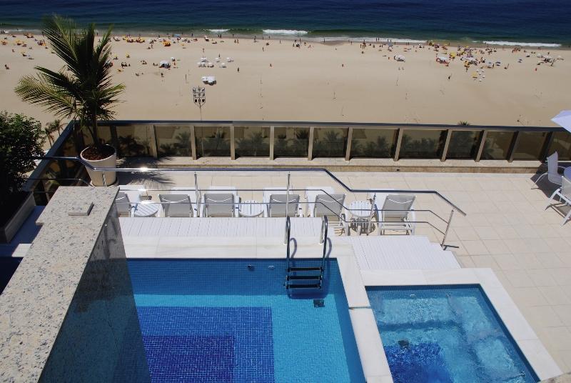Rio Othon Palace Pool