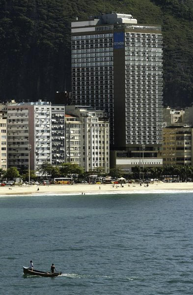 Rio Othon Palace Außenaufnahme