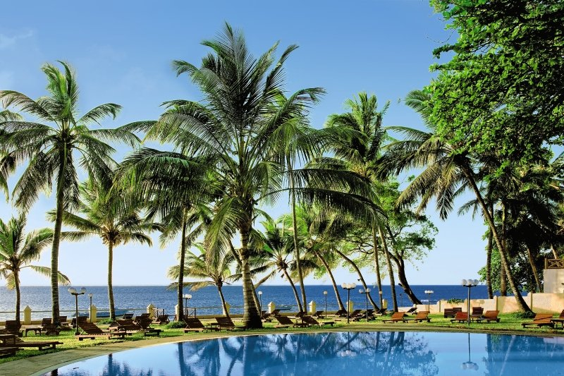 Neptune Beach Resort Pool