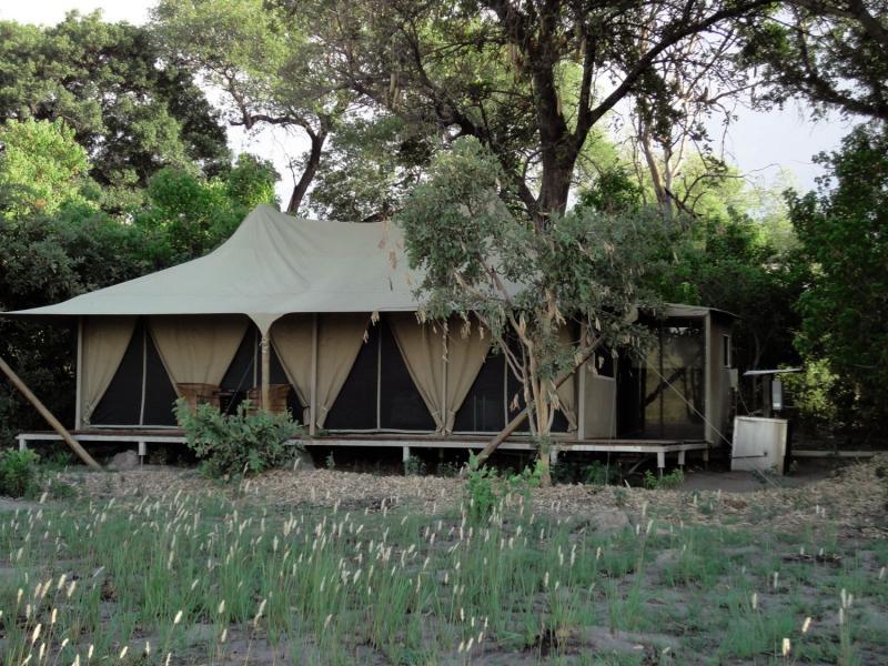 Kadizora Camp Außenaufnahme