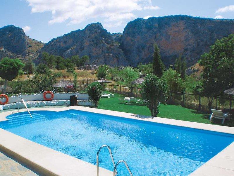 Casitas de La Sierra Pool