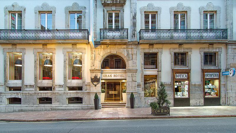 Gran Hotel Espana Außenaufnahme