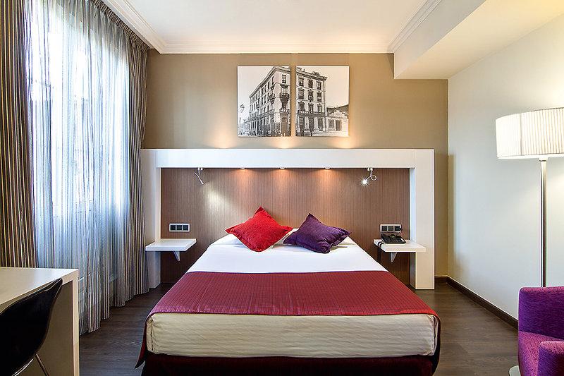 Gran Hotel Espana Wohnbeispiel