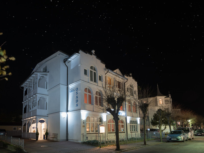 Osada Villa Außenaufnahme
