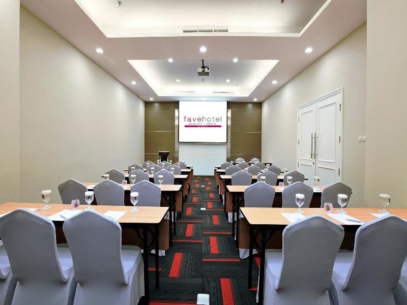 favehotel Zainul Arifin Gajah Mada Konferenzraum