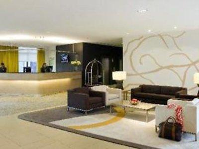 Novotel St.Kilda Lounge/Empfang