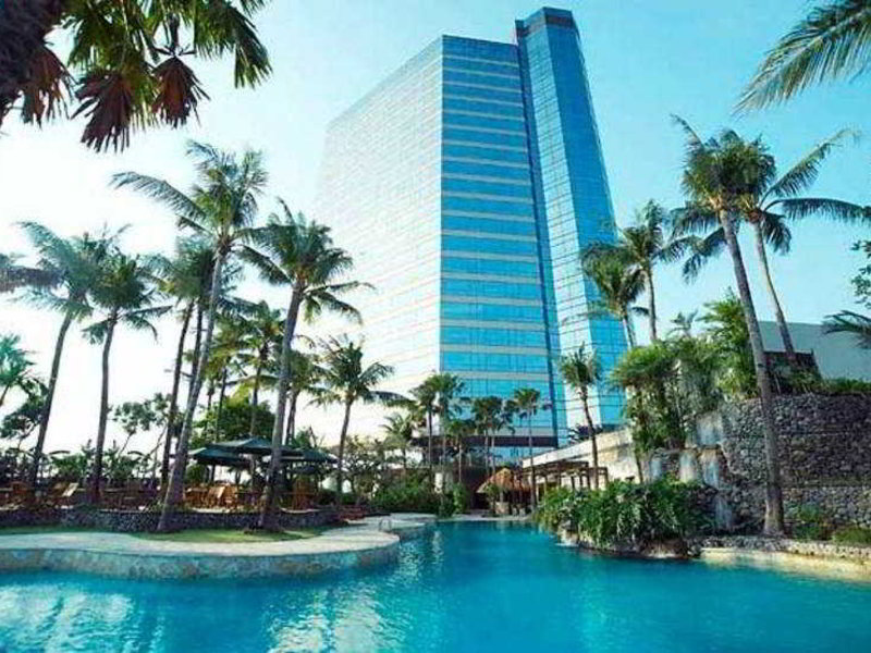 JW Marriott Hotel Surabaya Außenaufnahme