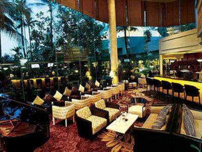JW Marriott Hotel Surabaya Terrasse