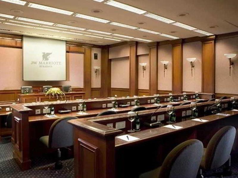 JW Marriott Hotel Surabaya Konferenzraum