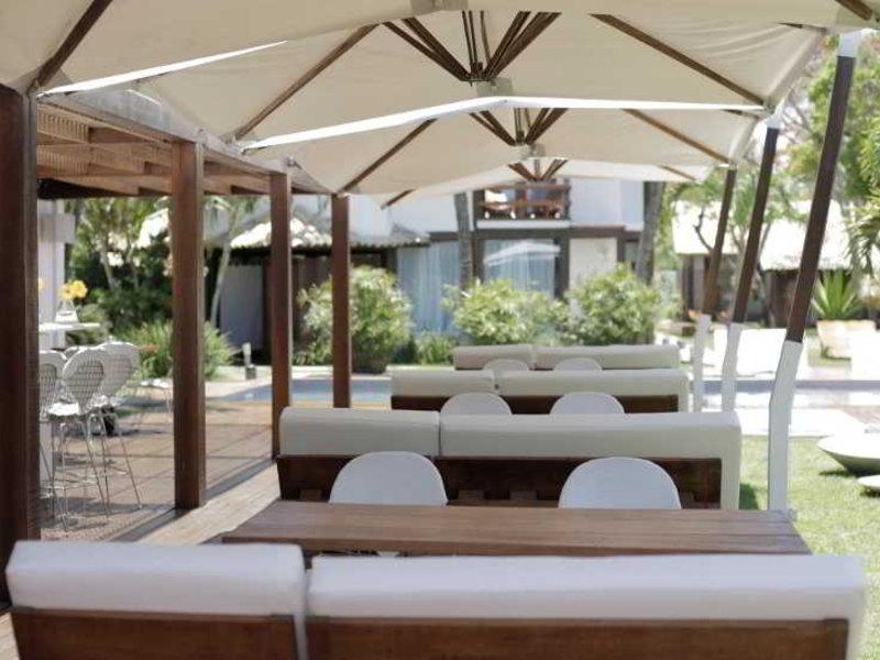 Serena Boutique Resort Buzios Terrasse