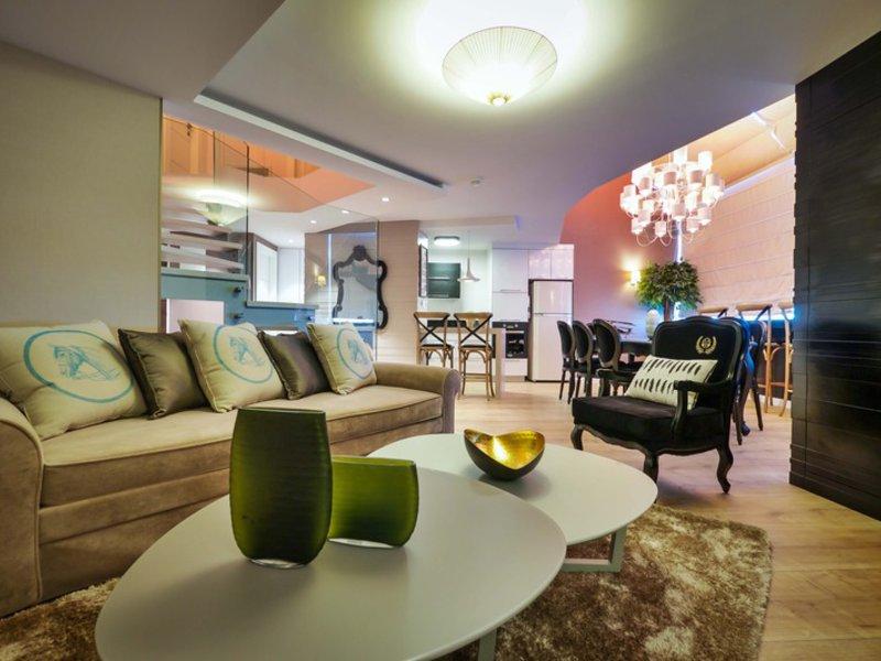 21st Floor Hotel Wohnbeispiel