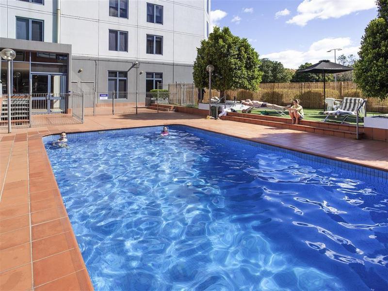 Novotel St.Kilda Pool