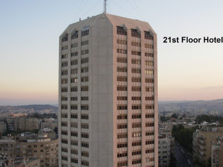 21st Floor Hotel Außenaufnahme