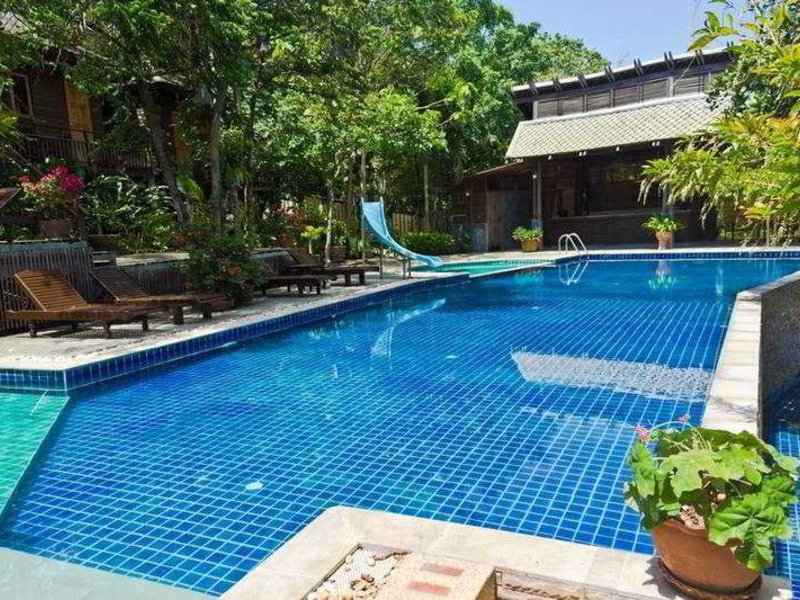 Chaweng Park Place Pool