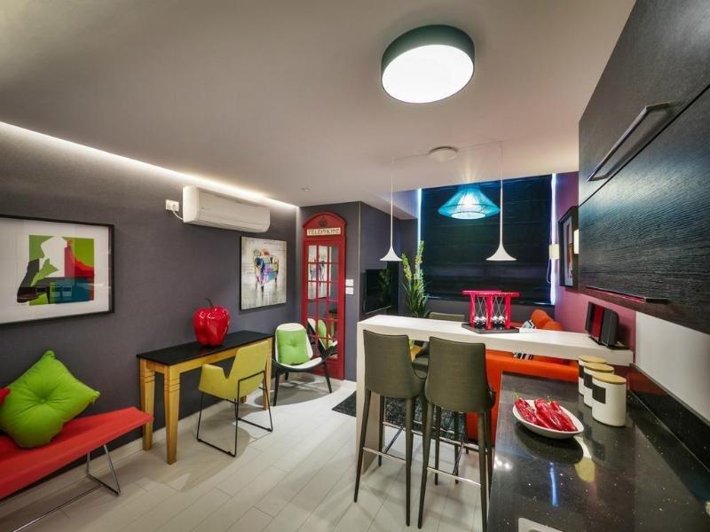 21st Floor Hotel Bar