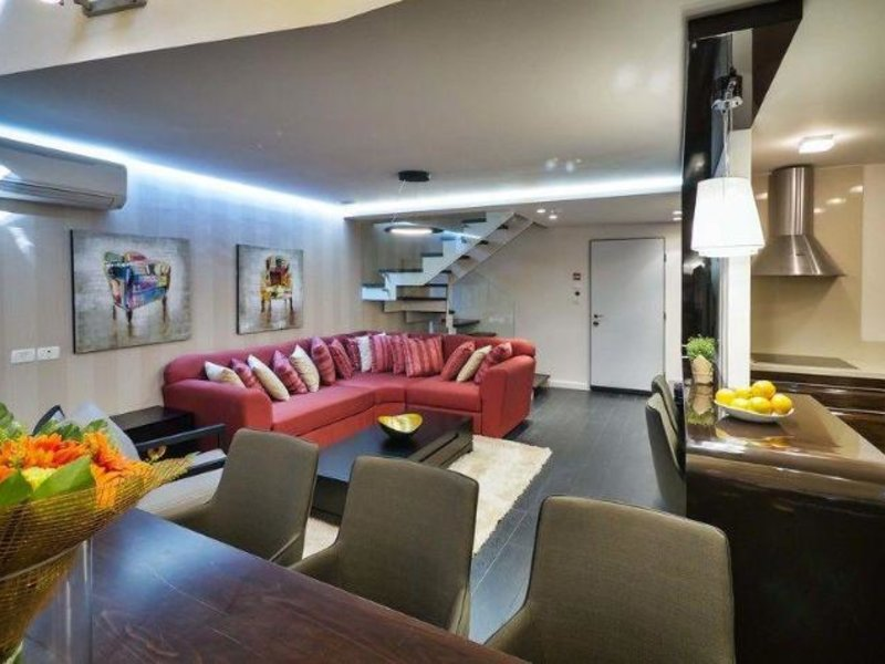 21st Floor Hotel Lounge/Empfang