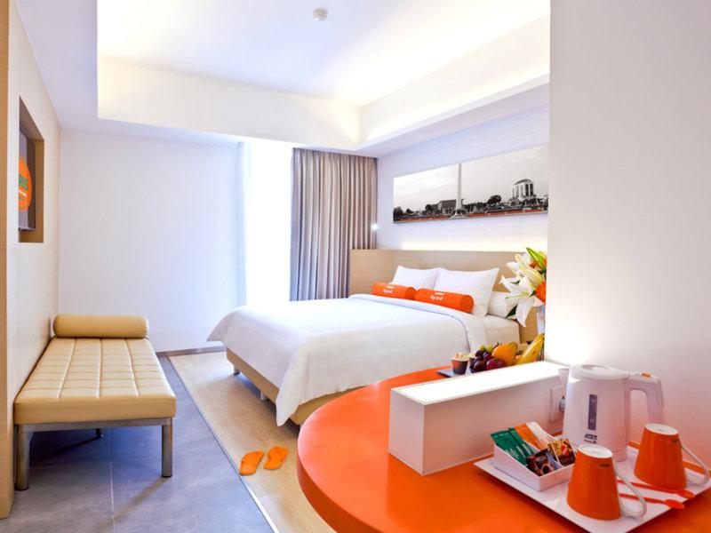 HARRIS Hotel & Conventions Gubeng Surabaya Wohnbeispiel