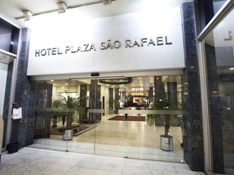 Plaza Sao Rafael Lounge/Empfang