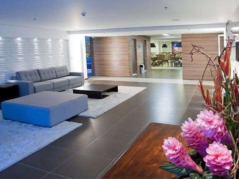 Ritz Suites Lounge/Empfang