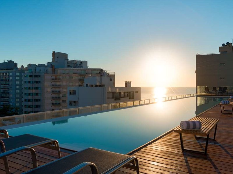 Esplendor by Wyndham Montevideo Punta Carretas Pool