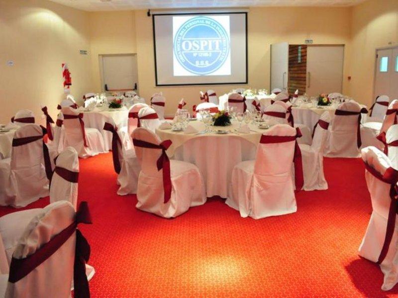 Gran Hotel Tourbillon & Lodge Konferenzraum
