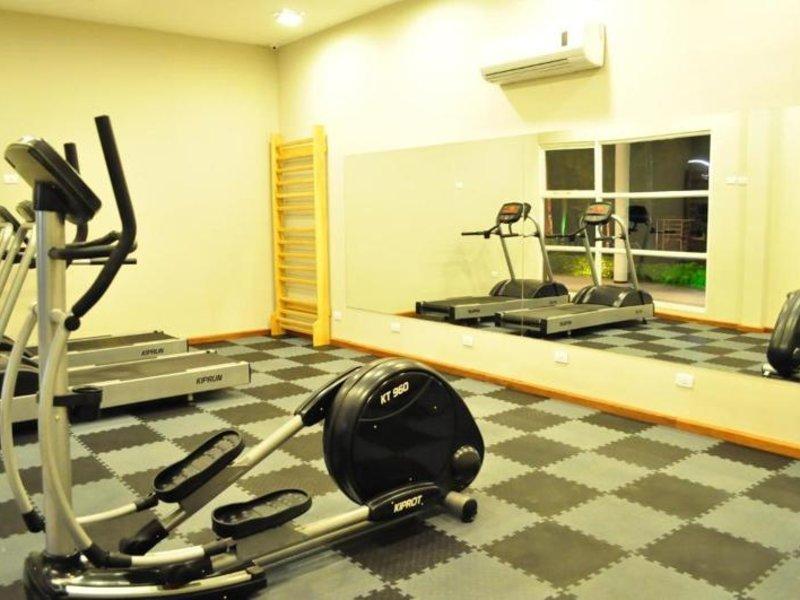Gran Hotel Tourbillon & Lodge Sport und Freizeit