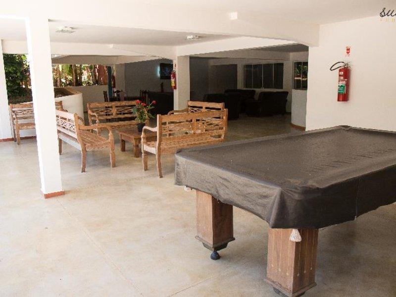Pousada Miratlantico Lounge/Empfang