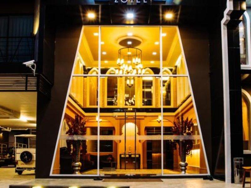 Baron Zotel Lounge/Empfang