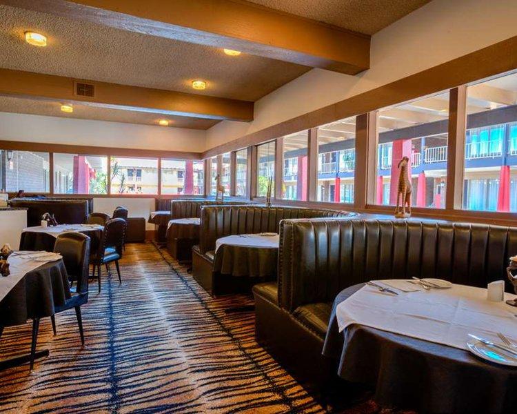 Best Western Zebra Motel Restaurant