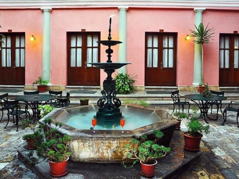 Capital Plaza Lounge/Empfang
