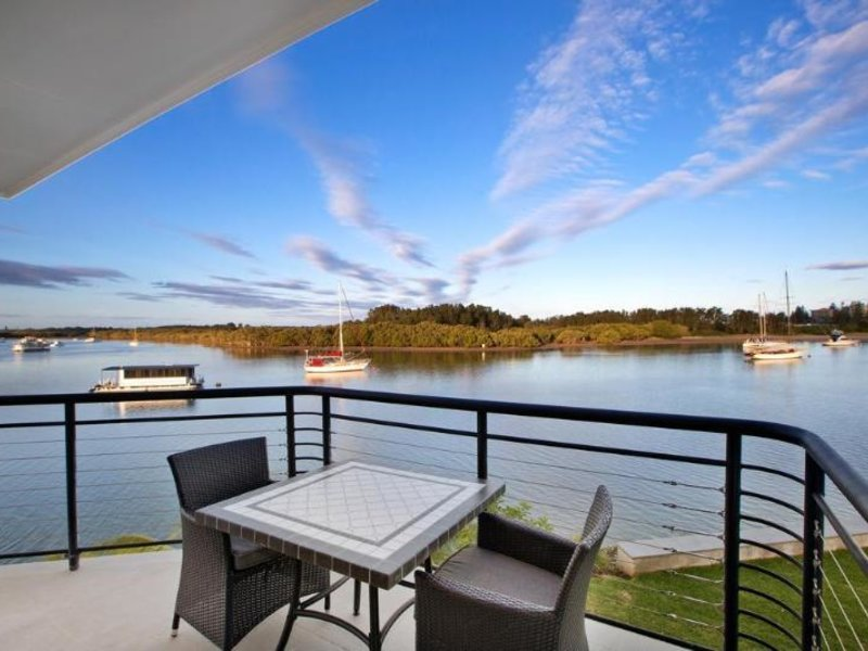 Sails Resort Port Macquarie by Rydges Terrasse