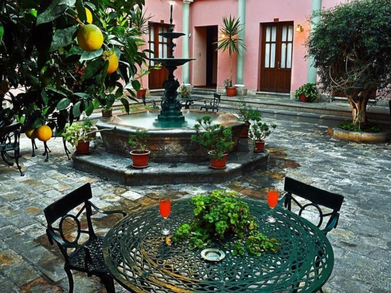 Capital Plaza Terrasse