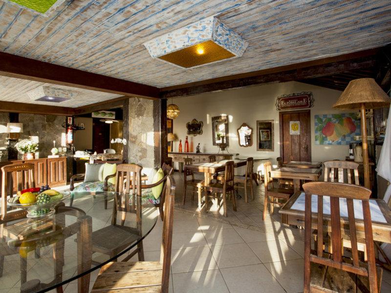 Pousada Praia Joao Fernandes Restaurant
