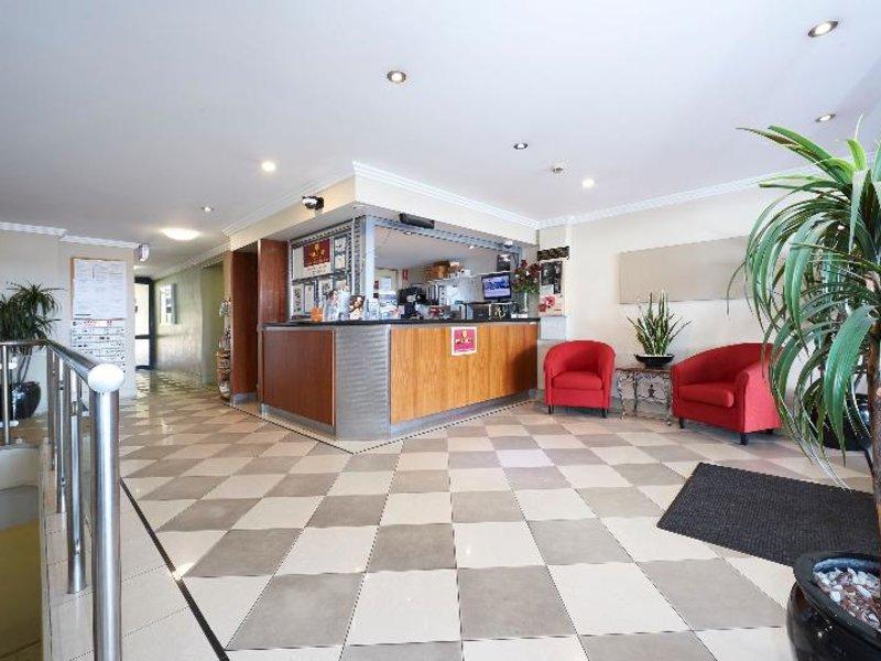Waldorf Randwick Serviced Apartments Lounge/Empfang