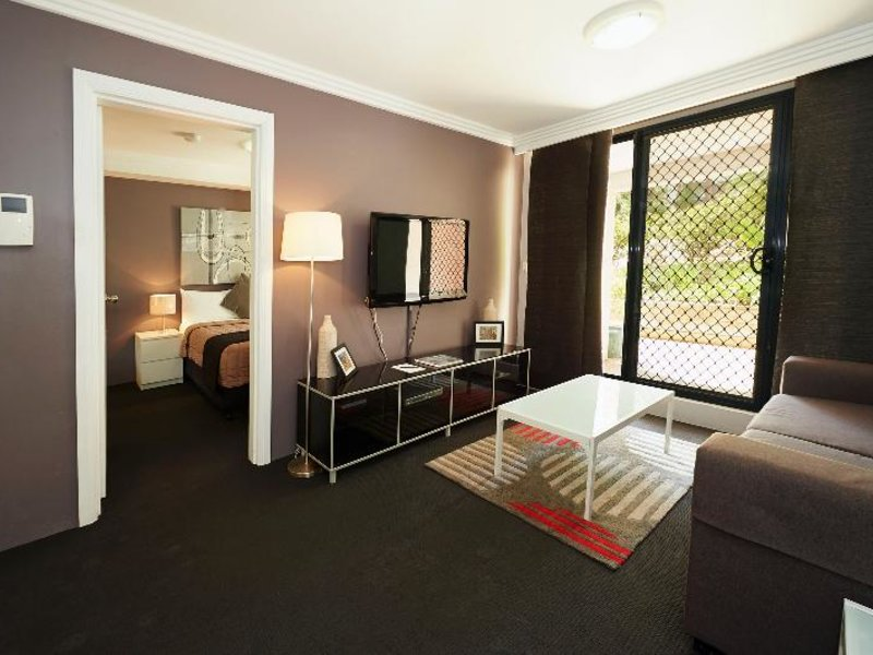 Waldorf Randwick Serviced Apartments Wohnbeispiel