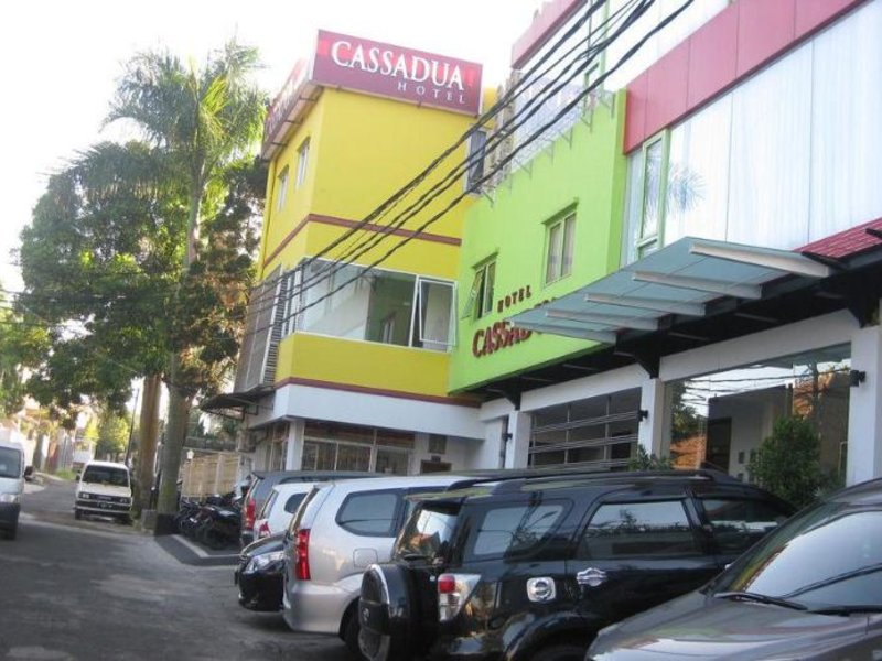 Cassadua Hotel Außenaufnahme