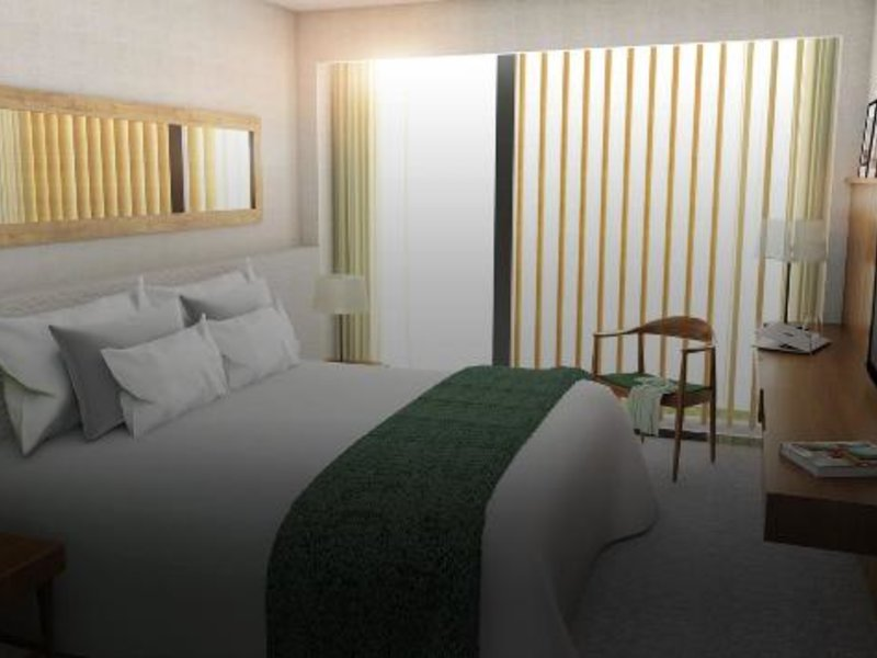 Cottage City Hotel Puerto Buceo Wohnbeispiel