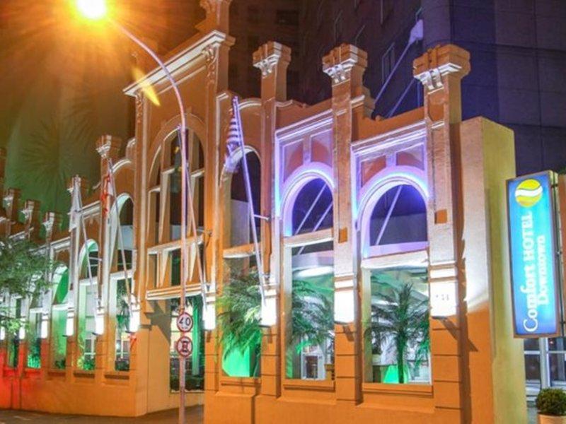 Nobile Downtown Sao Paulo Terrasse