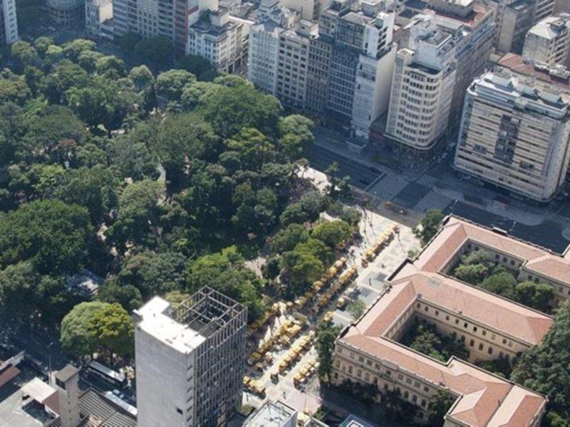 Nobile Downtown Sao Paulo Außenaufnahme