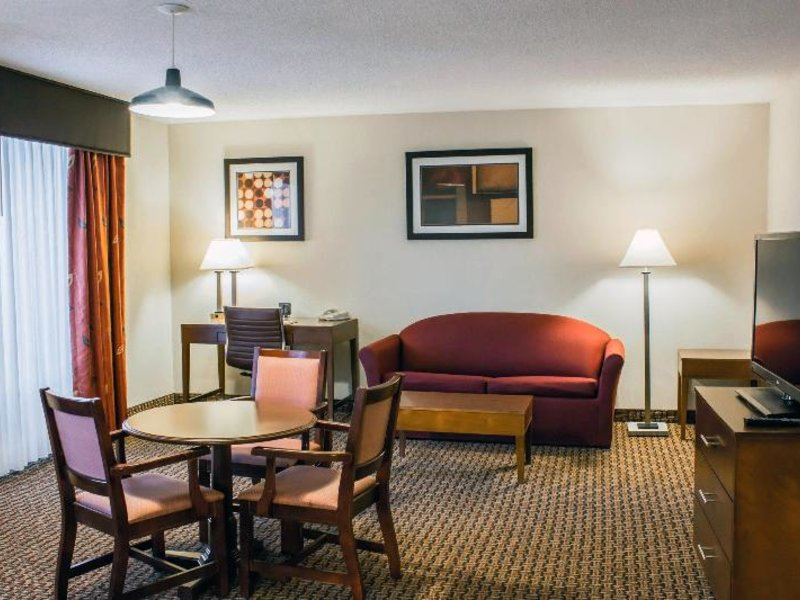 Comfort Suites Raleigh Durham Airport/RTP Wohnbeispiel