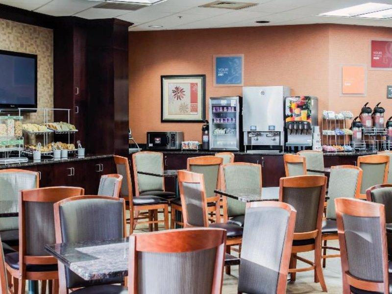Comfort Suites Raleigh Durham Airport/RTP Bar