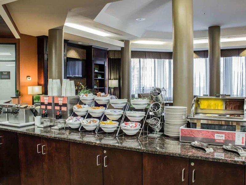Comfort Suites Raleigh Durham Airport/RTP Restaurant