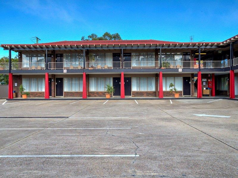 Best Western Zebra Motel Außenaufnahme