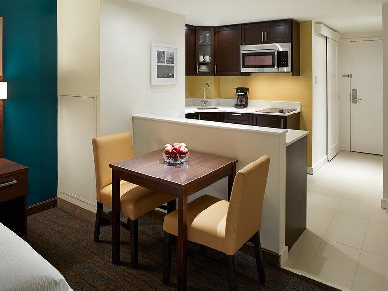Residence Inn by Marriott - Montreal Downtown Wohnbeispiel