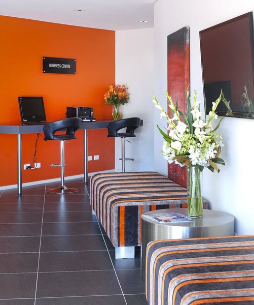 Abode Tuggeranong Lounge/Empfang