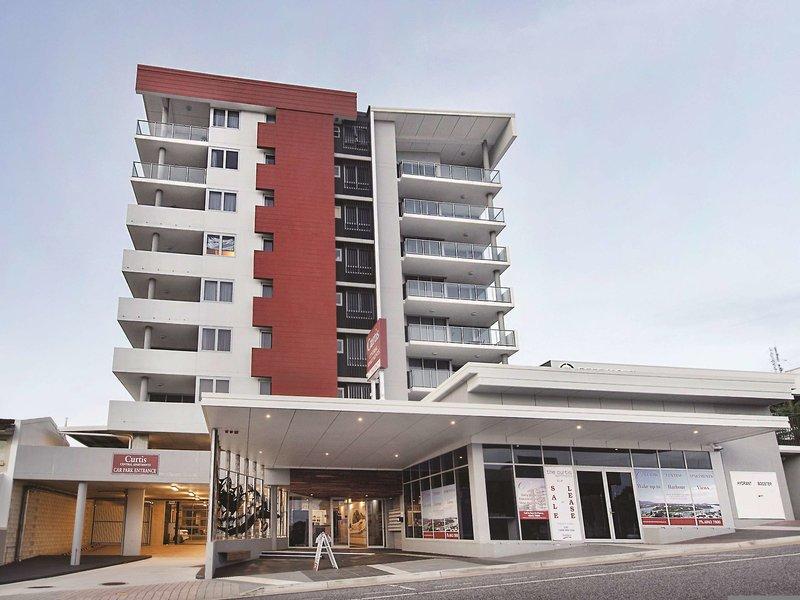 Curtis Central Apartments Außenaufnahme