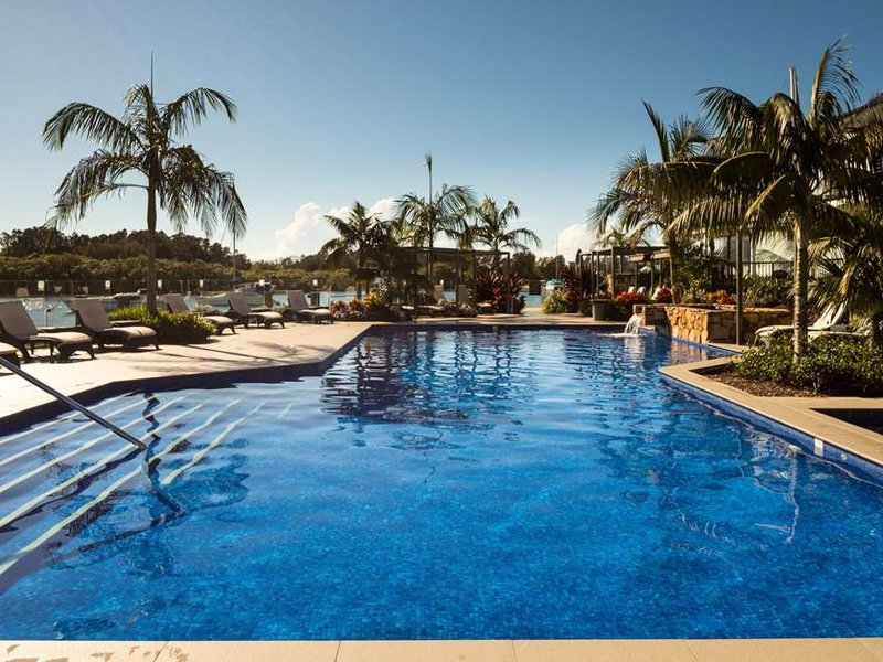 Sails Resort Port Macquarie by Rydges Pool